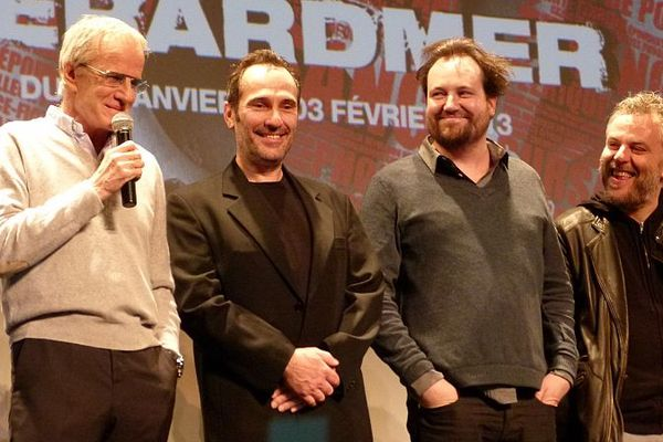 Christophe Lambert, Pitof, Xavier Palud et Pascal Laugier