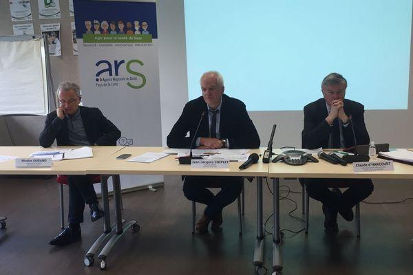 Point sur l'épidémie de coronavirus en Pays de la Loire, le dimanche 15 mars 2020