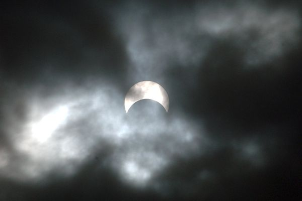 En Normandie, c'est aux alentours de midi que l'éclipse sera la plus visible