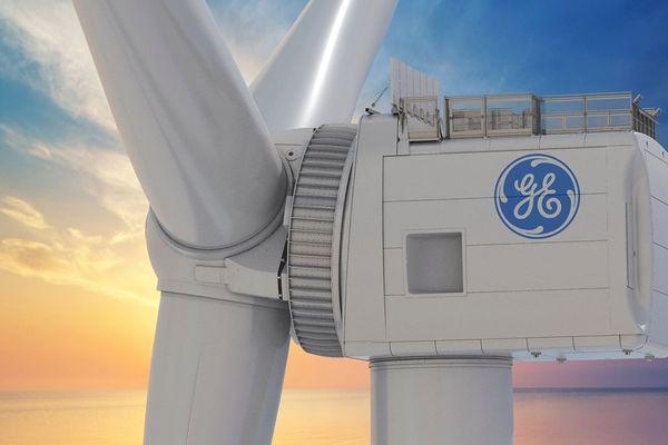Le prototype de l'éolienne Haliade X sera finalement implanté sur le port de Rotterdam