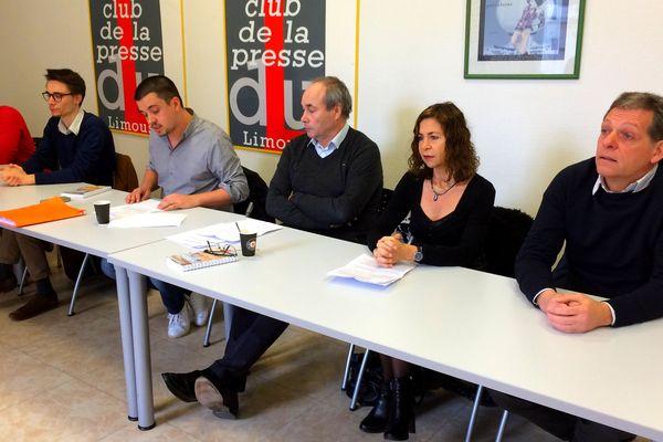 La décision des médecins du CHU a été expliquée ce matin lors d'une conférence de presse à Limoges.