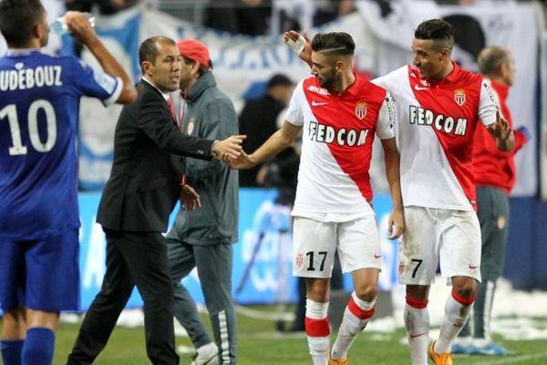 Ligue des champions comprise, l'équipe de Leonardo Jardim reste sur cinq victoires, trois matches nuls et une défaite (0-1, à domicile dans le derby contre Nice).