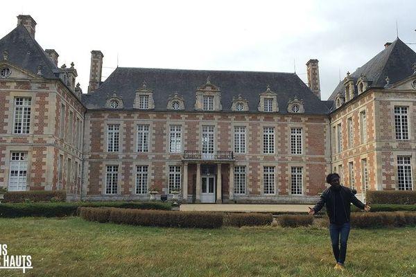 """""""Oise, des châteaux en héritage"""". Les gens des Hauts, ce dimanche 3 février à 12H55."""