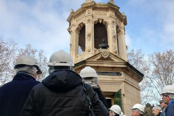 Le réservoir Darcy, à Dijon, se visite tous les ans, après inscription sur liste d'attente !