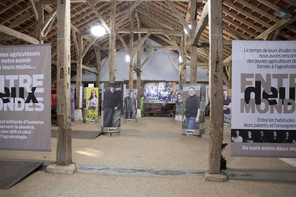 Exposition des photographies de Yves Petit au Musée des Maisons comtoises de Nancray