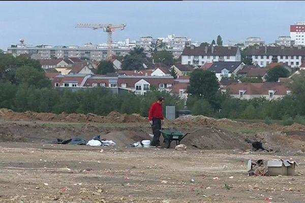 Les fouilles archéologiques du Bourget