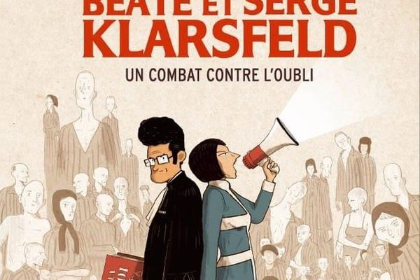 Pascal Bresson au scénario, Sylvain Dorange au dessin : un album de 208 pages qui nous plonge dans le combat mené par le couple Klarsfled