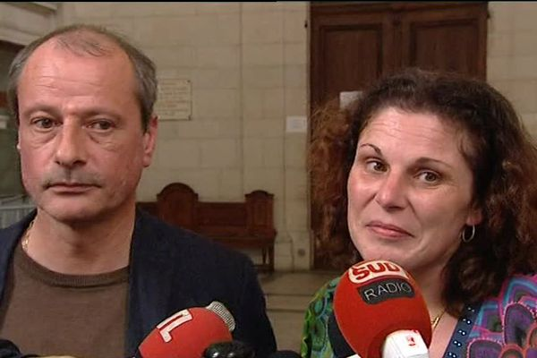 Valérie Lance et Philippe Junca, les parents d'Alexandre, réagissent au verdict.