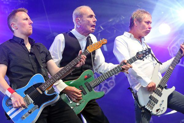 Status Quo est un groupe de rock britannique créé en 1962 à Londres