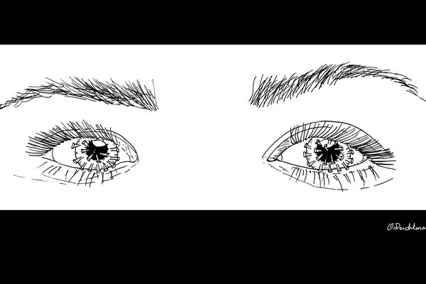 Olivier Deichtmann, les yeux malades