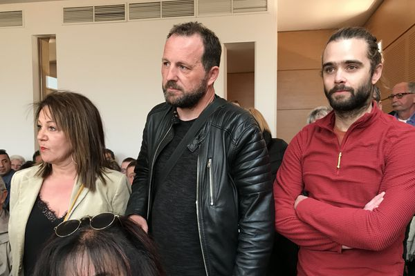Mr et Mme Frédéric Vuillaume et Kévin Binda convoqués devant le tribunal correctionnel de Besançon pour outrage envers le ministre de l'intérieur Christophe Castaner