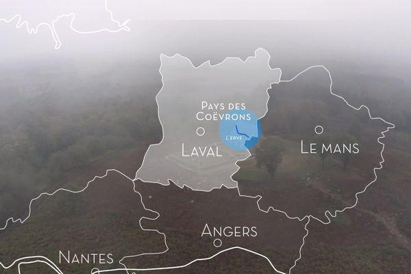 Envie Dehors : au pays des Coëvrons