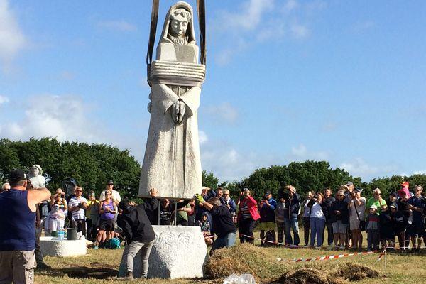 Statue Piran, la dernière arrivée