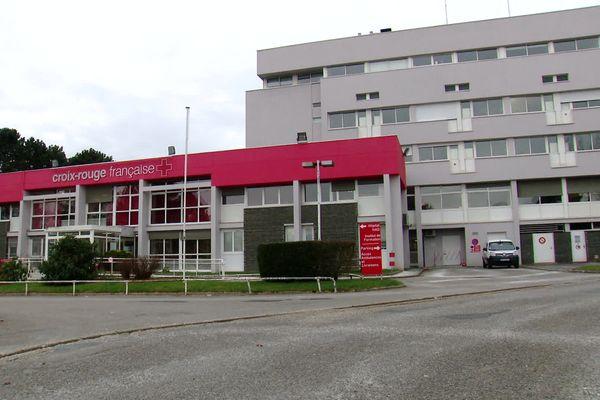 Hôpital de la Croix-Rouge de Bois-Guillaume