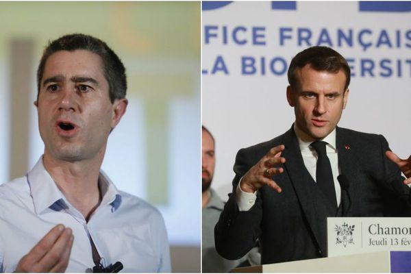 François Ruffin - Emmanuel Macron