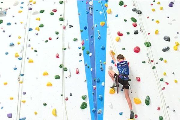La hauteur des murs va de 4 à 14 mètres.