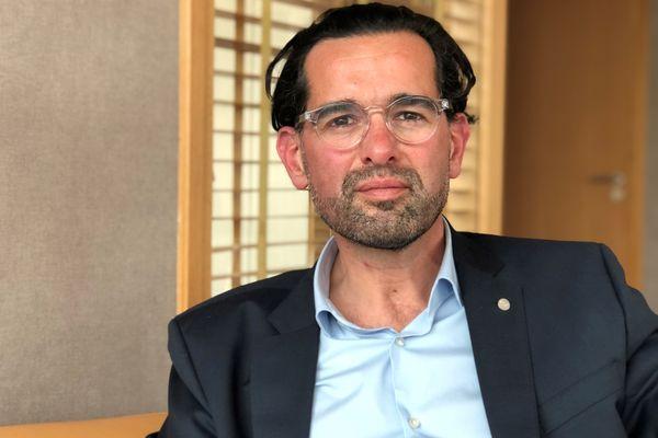 Samuel Minot, Président de la Fédération BTP du Rhône et de la Métropole