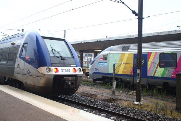 Dès le 11 mai, 75% du parc sera disponible selon la SNCF Grand Est