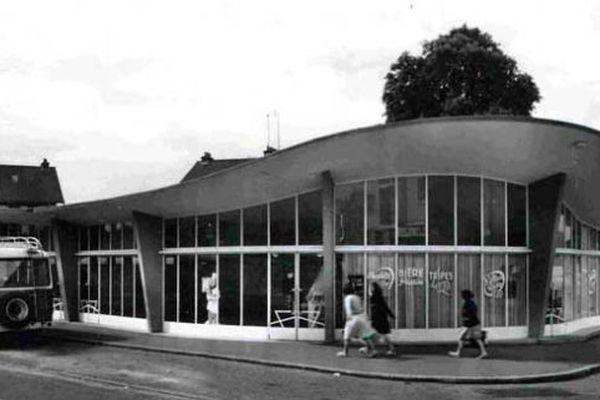 L'ancienne gare routière d'Alençon. Crédit : ville-alençon.fr