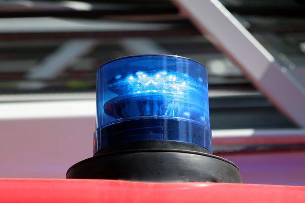 15 sapeurs-pompiers sont intervenus sur l'accident qui a fait un mort et un blessé en urgence absolue.