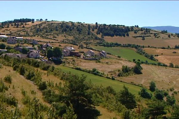 Plateau du Causse Méjean
