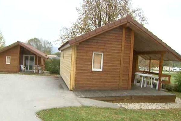 Des chalets pour reloger les personnes victimes de l'incendie de Saint Laurent en Grandvaux