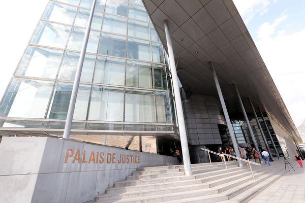 Le palais de justice de Grenoble - Photo d'illustration