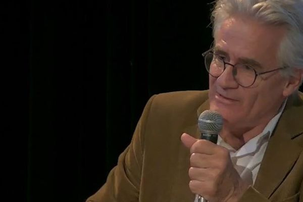 Un des débats des rencontres de Cannes avec notamment André COMTE-SPONVILLE