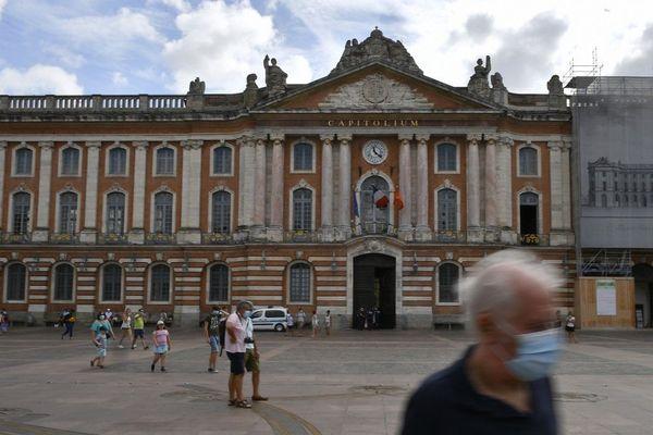 Le masque est obligatoire sur toute la ville de Toulouse (Haute-Garonne) depuis le 21 août.
