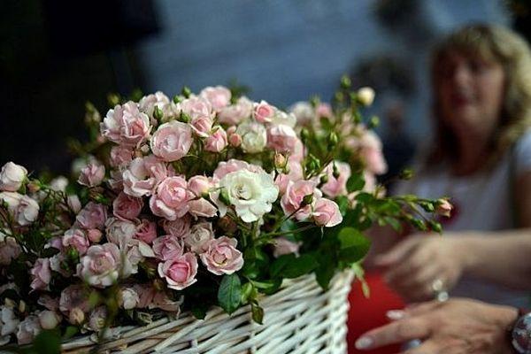 L'un des participants bas-normands a remporté une médaille d'or en art floral