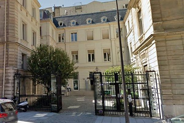 Paris 7e - Siège du PS rue de Solférino - archives