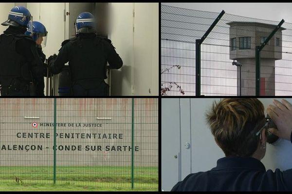 Une de nos équipes a pu accompagner le députer Joaquim Puyo dans sa visite du centre pénitentiaire de Condé-sur-Sarthe.