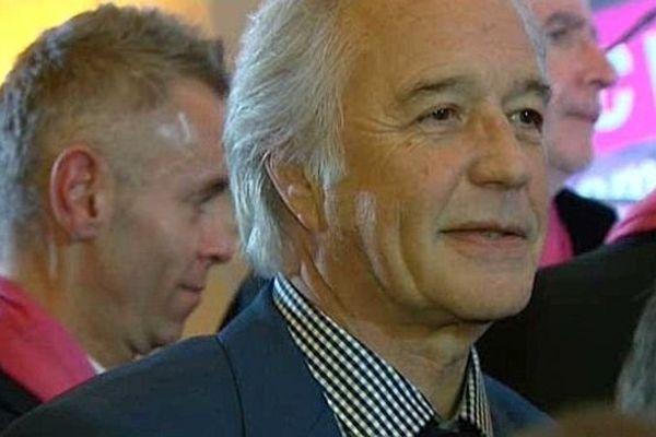 François Rebsamen, ministre du Travail, de l'Emploi et du Dialogue social, a choisi Fabian Forni comme chef de cabinet
