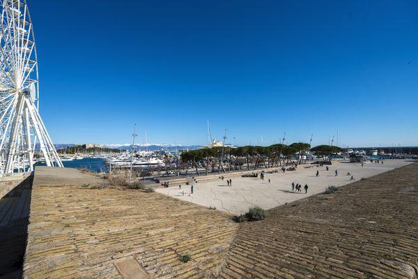 L'esplanade du Pré aux Pêcheurs accueillera le festival Nuits Carrées en juin prochain.