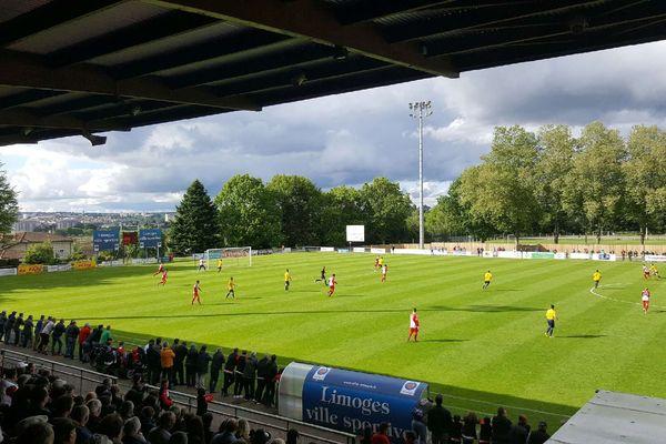 Ce match capital face à Pau a débuté à 18h