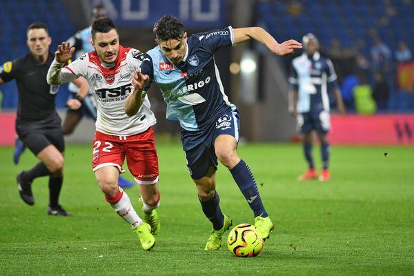 Le Havre a battu Valenciennes 4 buts à 3, mardi 15 janvier au stade Océane (19e journée de L2).