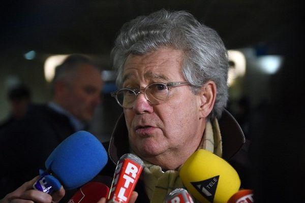 Me Hubert Delarue, avocat de René Kojfer