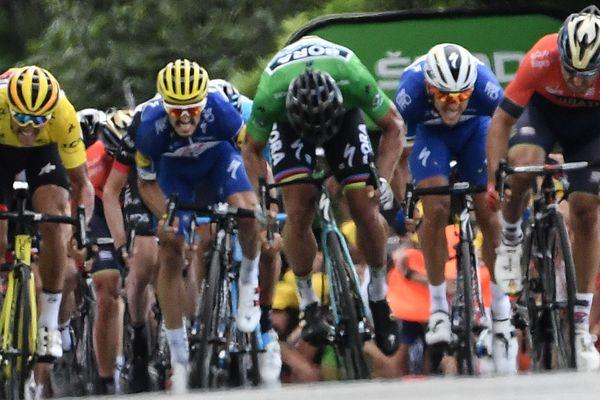 Les coureurs du Tour de France se lancent aujourd'hui dans la 8ème étape du Tour, entre Dreux et Amiens.