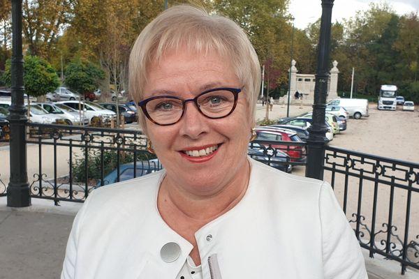 Marie-Dominique Aubry, première femme à briguer la mairie de Vesoul