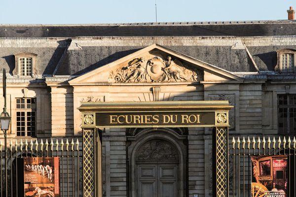 Ecuries du roi Versailles