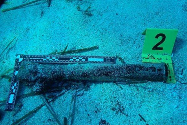A Belvédère-Campomoro, en Corse-du-Sud, des plonguers ont découvert des obus de la Seconde Guerre mondiale situés entre 5 et 10 m de profondeur. Les obus sont en cours de neutralisation par les plongeurs-démineurs de la Marine nationale.