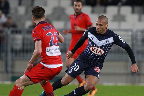 Le GFCA et les Girondins de Bordeaux s'affrontent le vendredi 5 mars 2016 au Stade Matmut Bordeaux Atlantique