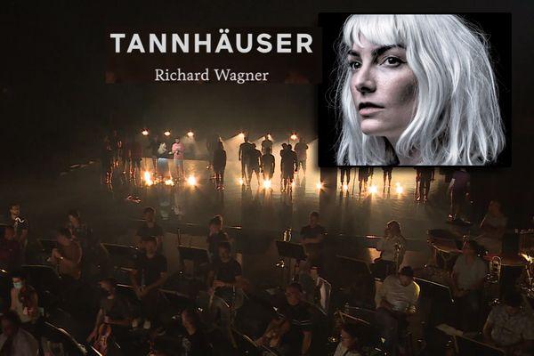 """Répétition de """"Tannhäuser"""" au théâtre des Arts de Rouen le mercredi 23 septembre 2020"""