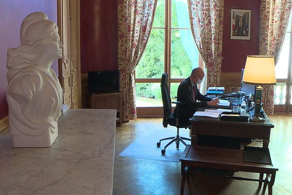 Pas question d'opposer libertés publiques et sécurité publique pour la préfecture du Gard.
