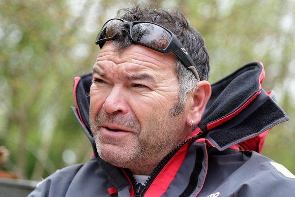 Christophe Souchaud, skipper de Rhum Solitaire/Rhum Solidaire