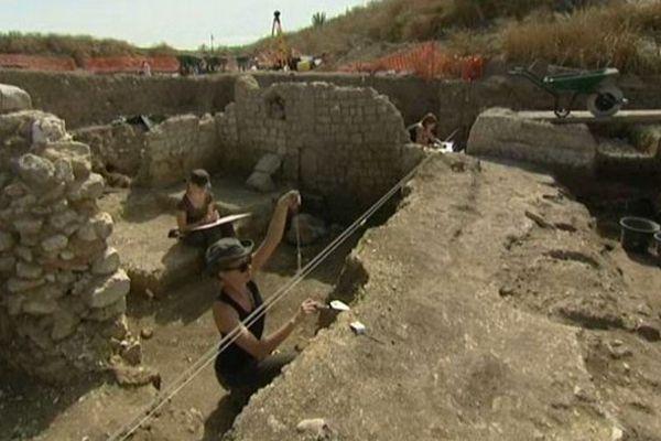 Le bilan des fouilles archéologiques du site de Vendeuil-Caply dans l'Oise