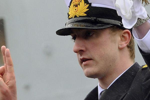 Le prince Joachim de Belgique, en mars 2012.