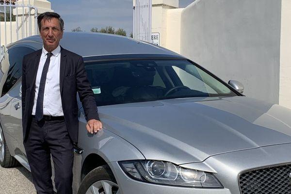 Eric Mancini, Conseiller funéraire-Pompes Funèbres Pueyo