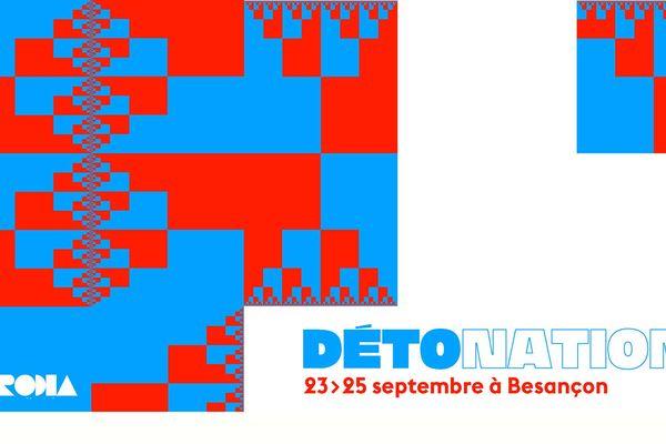 Festival Détonation, du 23 au 25 septembre 2021 à Besançon