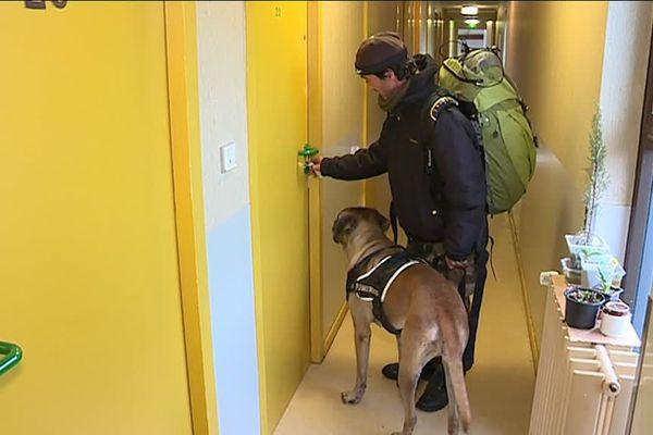 La maison Coluche à Nantes offre 38 places aux sans abris